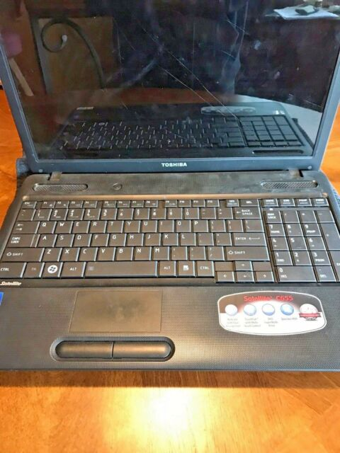 Toshiba Satellite C655D-S5300 15.6in. (320GB, AMD E-Series, 1.3GHz, 4GB) Noteboo