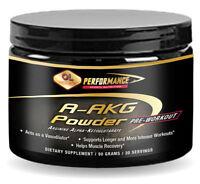 Olympian Labs A-akg Powder Arginine Alpha-ketoglutarate, Pre-workout