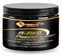 Olympian Labs Inc., A-akg Powder, Arginine Alpha-ketoglutarate, Pre-workout,