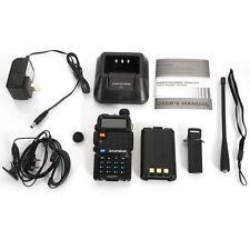 Popular Baofeng BF-F8+ VHF/UHF 2-Way Portable Dual Band Radio Walkie Talkies