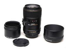 Sigma EX 105 mm F/2.8 Macro HSM DG OS f. Nikon