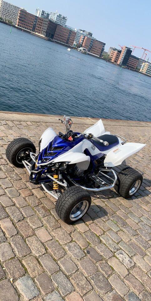 Yamaha raptor 700 special edetion, 2007, 700 ccm