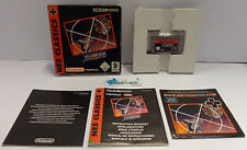 NINTENDO Gioco Game Boy GameBoy Advance Play EUR NES CLASSICS 7 Namco - XEVIOUS