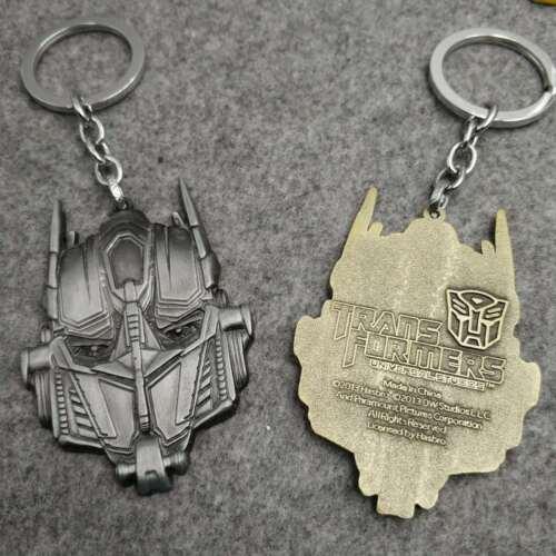 Transformers Key Chain Optimus Prime Bumblebee Key Ring The Last Knight