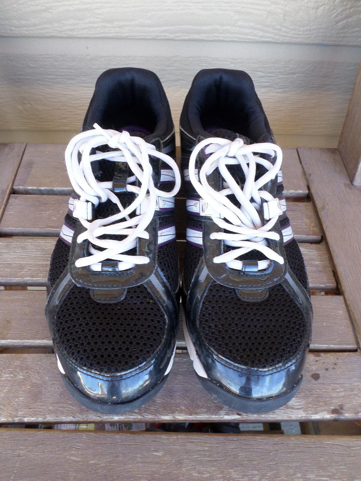 94e5526db Adidas nero 3 d attutire le scarpe da ginnastica femminile 10 | Shopping  Online | Sig