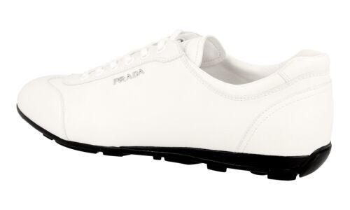 Uk Bianco Scarpe 6 3e4900 Nuove Prada 5 5 40 Lusso 39 qwtT8gw