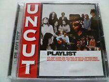 UNCUT CD October 2006 Love Monty Python Free Sparklehorse Nicky Wire Fratellis