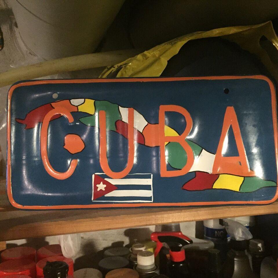 Skilte, Cuba