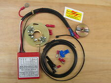 KIT80 BSA TRIUMPH SINGLE CYLINDER SIDE POINT FITTED DIGITAL BOYER IGNITION KIT