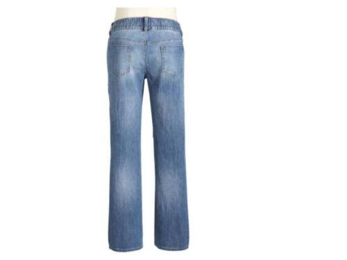 Regular Taglia 6 Old Cut Boot Maternity Jeans Navy Nwt 1qZ87