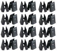(12) Pair Fulton 300shb Medium Duty Steel Sawhorse Brackets