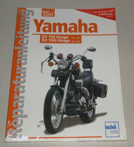 1 von 1 - Reparaturanleitung Yamaha XV 750 / XV 1100 Virago - ab 1989!