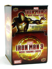 2013 Upper Deck Marvel Iron Man 3 Movie Trading Cards -