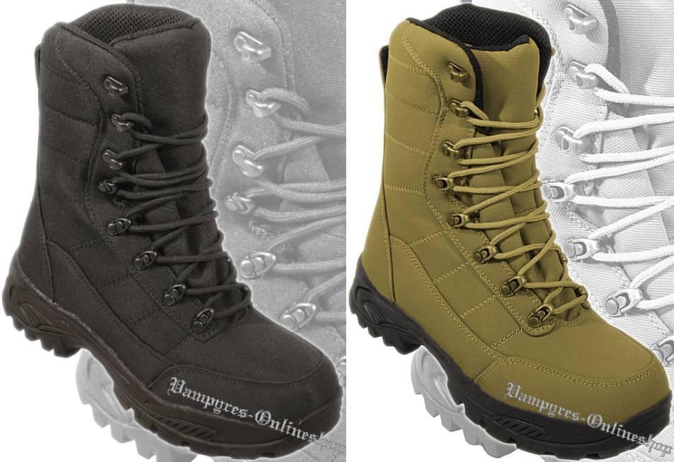 By MMB Assault botas Outdoor Negro Coyote Security Stiefel botas Outdoor botas Zapatos f0773e