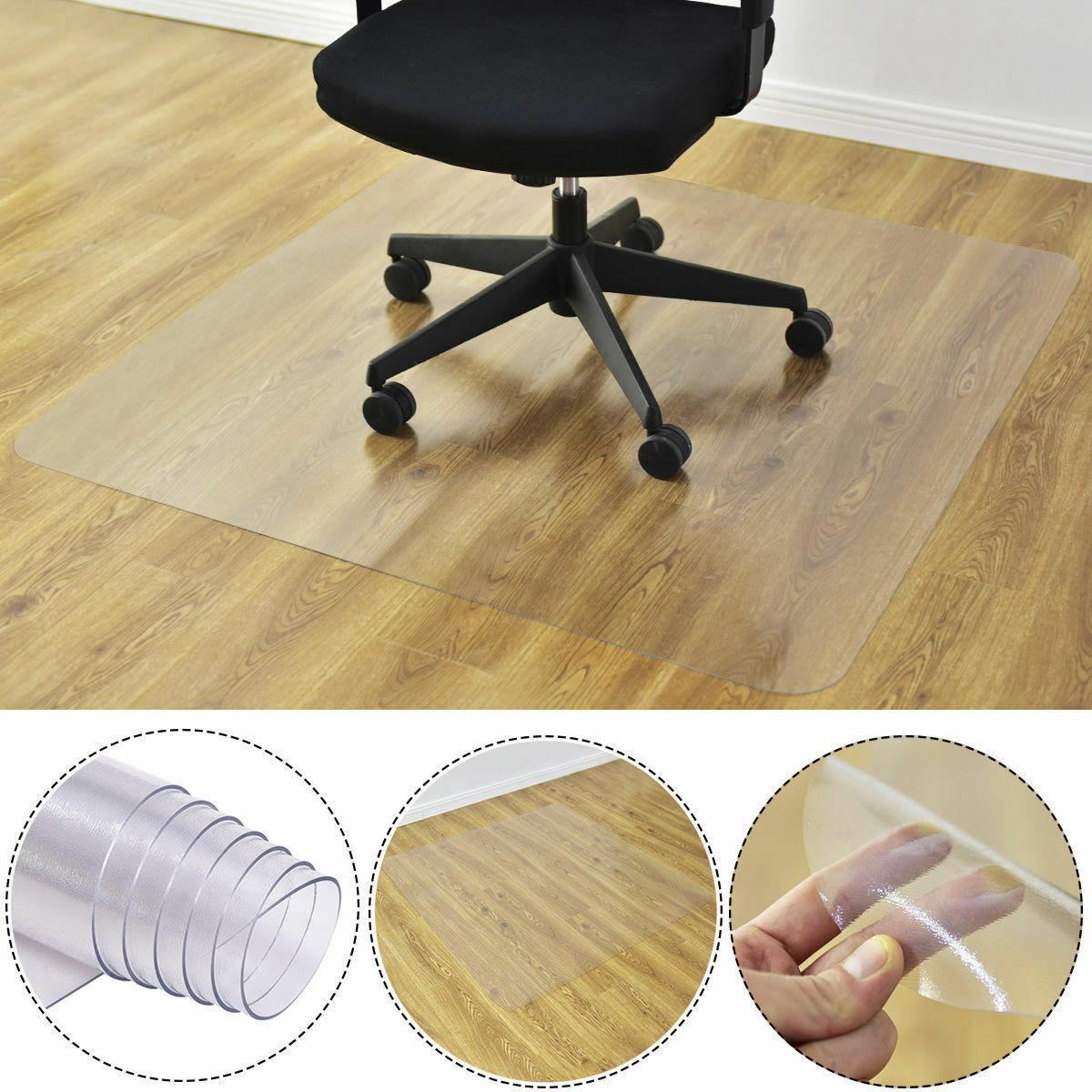 Chair Floor Mat 47 X Pvc Home
