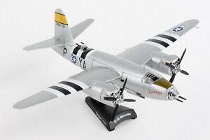 POSTAGE-STAMP-PS5562-3-USAAF-B-26-034-PERKATORY-034-1-107-SCALE-DIECAST-METAL-MODEL
