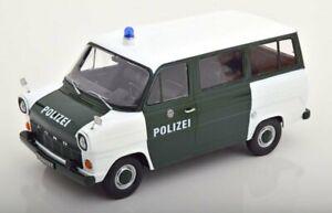 FORD Transit - 1965 - Polizei Hamburg - KK 1:18