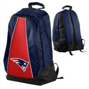 Image Is Loading Nfl New England Patriots Backpack Book Gym Diaper