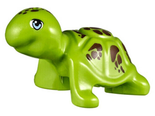 "LEGO Animali /""Tartaruga d/'Acqua Verde/"" ORIGINALE NUOVO"