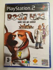DOG-039-S-LIFE-Sony-PlayStation-2-2003-Francais-034-Edition-nuovo-e-sigillato