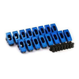 Ford-SB-289-302-351-Windsor-1-6-7-16-034-Self-Align-Aluminum-Roller-Rocker-Arm-Set