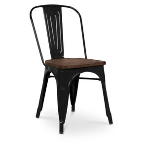 Silla Estilo Tolix Chaise Style