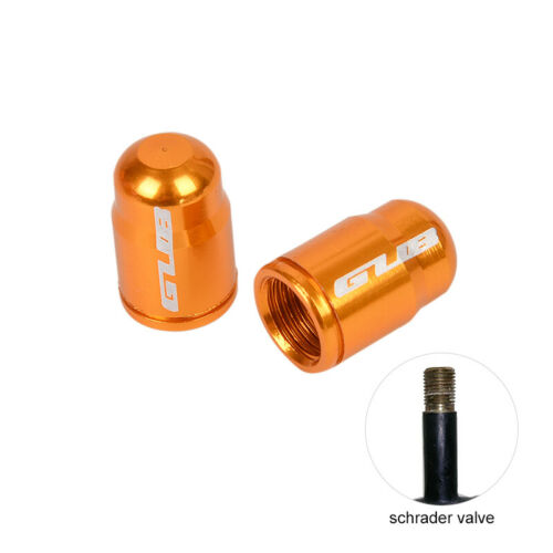 1PC Bicycle Tire Valve Cap Mountain Road Bike Tyre Cap Schrader Bike Accessories