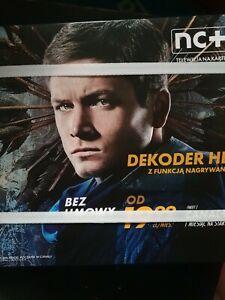TVN POLSAT TVP SPORT HDTV Box Polska Telewizja na karte MIX NC 1 mies CANAL
