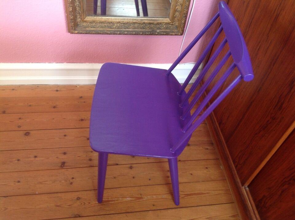 FDB tremmestol, ModelJ77 designet af Folke Pålsson