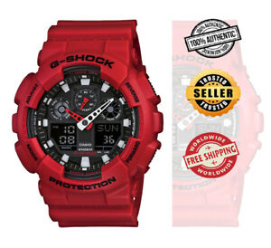 CASIO-G-Shock-GA-100B-4A-GA-100B-4ADR-X-Large-Anti-Magnetic-200m-Watch