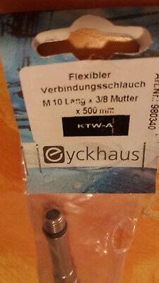 #06 - Flexibler Verbindungsschlauch Für Armaturen