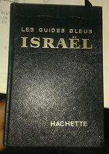 FINBERT Elian-J. Israël. Les Guides Bleus. 1961.