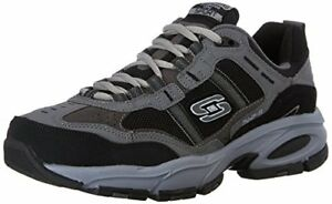 Skechers-Sport-Mens-Vigor-2-0-Trait-Memory-Foam-Sneaker-Select-SZ-Color