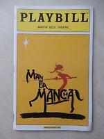 May 2003 - Martin Beck Theatre Playbill - Man Of La Mancha - Mitchell