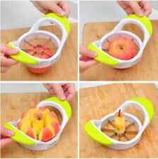 Multi-function Fruit Vegetable Tools Onion Cutter Apple Peeler Slicer Stainless
