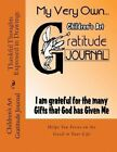 Children's Art Gratitude Journal: Thankful Thoughts Expressed in Drawings by Rose Montgomery (Paperback / softback, 2013)