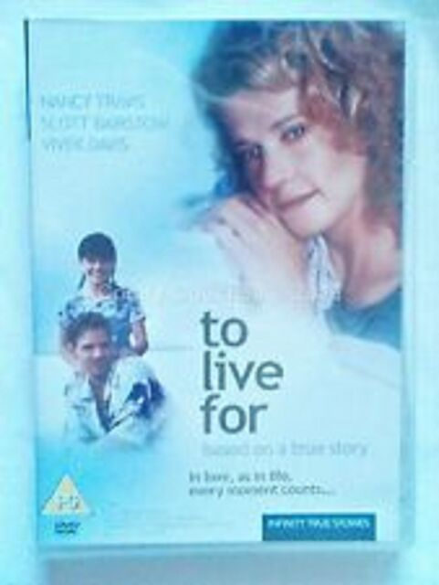 To Live For (DVD, 2013)