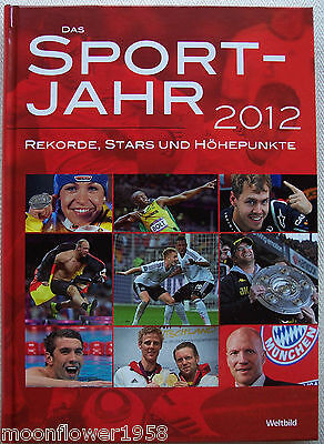 Das Sportjahr 2012 Bildband Rekorde Stars Höhepunkte Löw Schumacher Vettel ua
