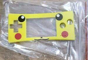 GBM Game Boy Micro Faceplate Pikachu US Seller