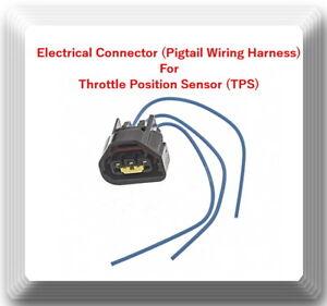 Details about Connector of Throttle Position Sensor (TPS) TH244  Fits:Chevrolet Pontiac Suzuki