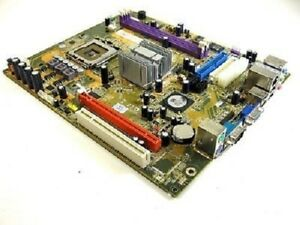 Placa-Base-Shuttle-FS31-INTEL-Socket-775-FSB1066-DDR2-667-LAN-SATA-VGA