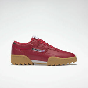 Reebok-Classic-Workout-Ripple-OG-Sizes-4-5-Red-RRP-75-Brand-New-DV5325-UNISEX