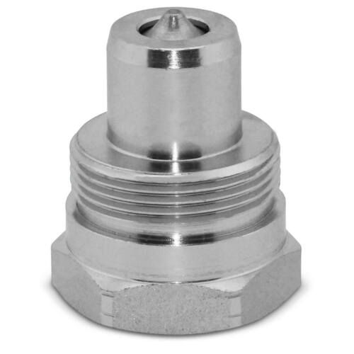 1//4″ NPT Thread 10,000 PSI High Pressure Hydraulic Quick Disconnect Male Coupler