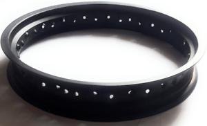 Motorcycle wheel Rim front 3.00 x 17 for HONDA ,YAMAHA, Scrambler -- Color BLACK