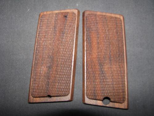 Steyr Hahn 1918 Fine English Walnut Checkered Pistol Grips