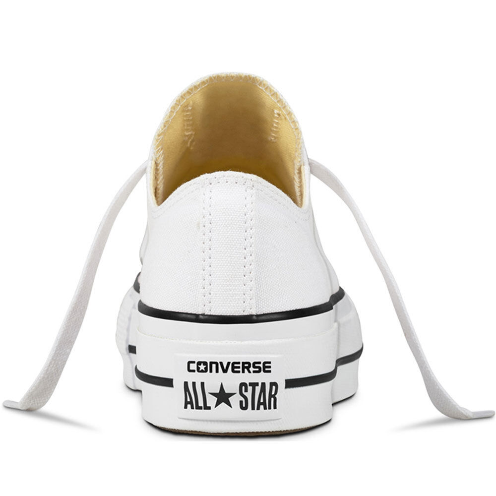 Converse Chuck Taylor All Plateau Star Lift Ox Damen-Sneaker Plateau All Plateausohle Schuhe b1dfd8