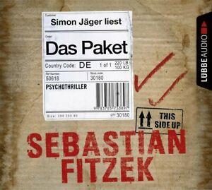 SEBASTIAN-FITZEK-DAS-PAKET-6-CD-NEW