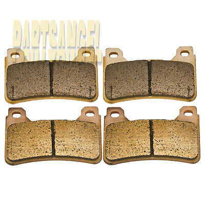 Front Brake Pads For Honda CBR 600 1000 RR 2004