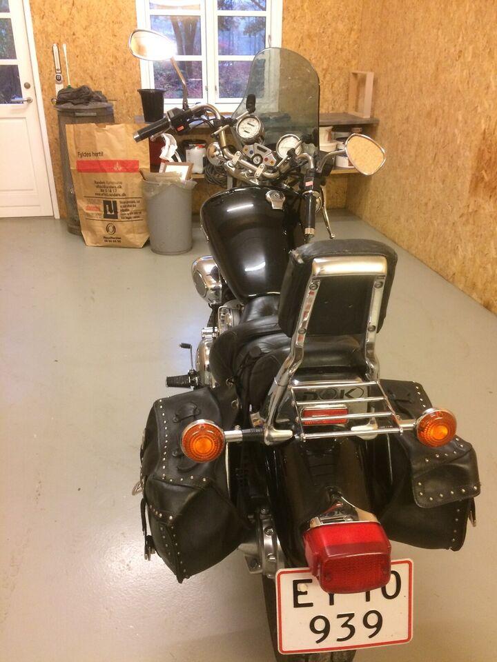 Yamaha, Virago XV 110, 110 ccm