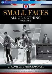SMALL-FACES-All-Or-Nothing-NUEVO-DVD